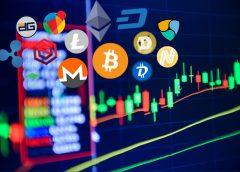 Потрясающее разнообразие криптовалют