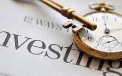 Инвестирование и его классификация