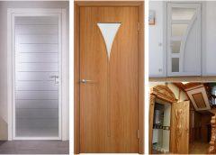 Виды дверей и их составляющие