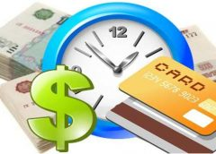 Займ на банковскую карту