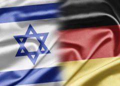 Улучшение культурных отношениях между Германией и Израилем