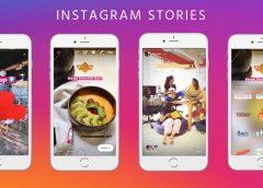Что такое stories в Instagram