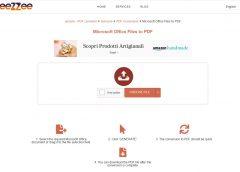 Бесплатно конвертировать различные форматы файлов Майкрософт Офис в PDF